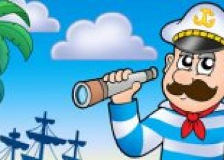 Soy capitán, canción tradicional infantil