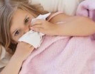 ¿Cómo curar un catarro a mi hijo?