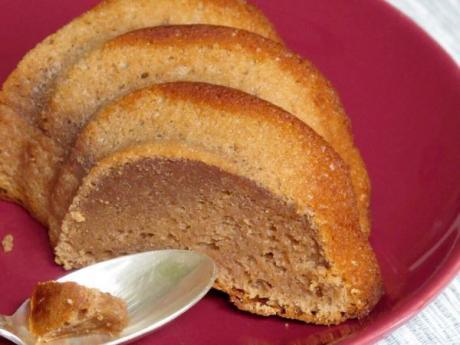 Receta de pastel de chocolate sin mantequilla