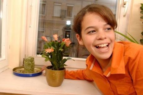 Explosión de guisantes: experimento para niños