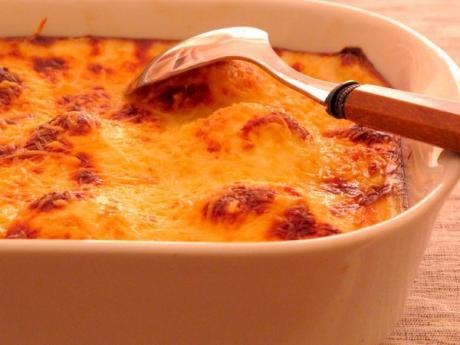 Huevos gratinados con queso: receta fácil para hacer con niños