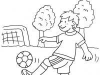 Dibujos De Futbol En Conmishijos Com
