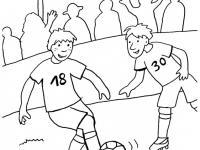 Dibujos De Futbol En Conmishijoscom