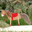 Caballo salvaje: manualidad para niños