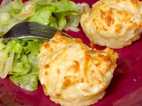 Magdalenas de queso: receta infantil