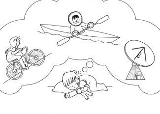 Dibujos varios: dibujo para colorear e imprimir