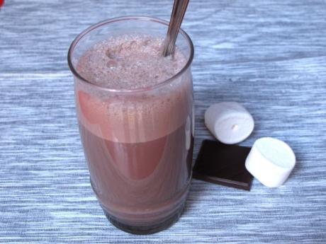 Batido de chocolate: receta fácil para hacer con niños