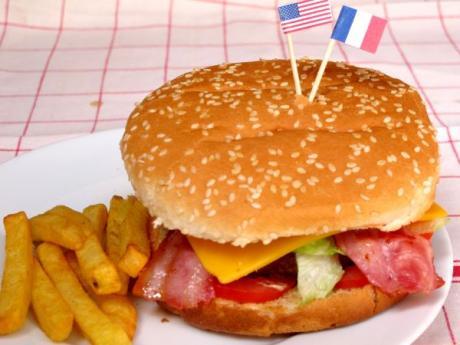 Hamburguesas: receta fácil para niños
