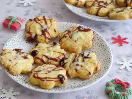 Galletas con tres chocolates: recetas para cocinar con niños