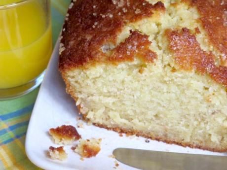 Pastel de plátano: receta infantil