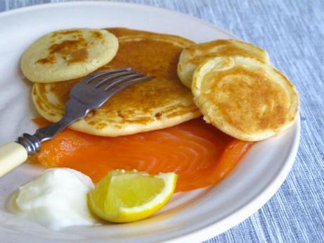 Tortitas caseras: receta fácil paso a paso