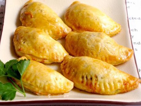 Empanadillas de carne: receta paso a paso