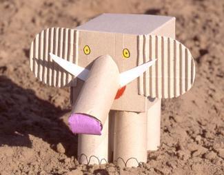 Un elefante y sus secretos