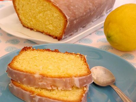 Receta de pastel de limón casero
