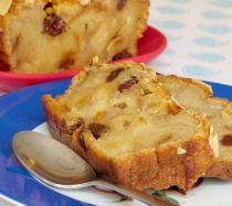 Receta de pudding inglés casero