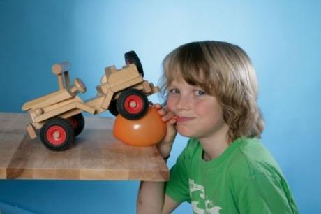 La fuerza del aire: experimento para niños