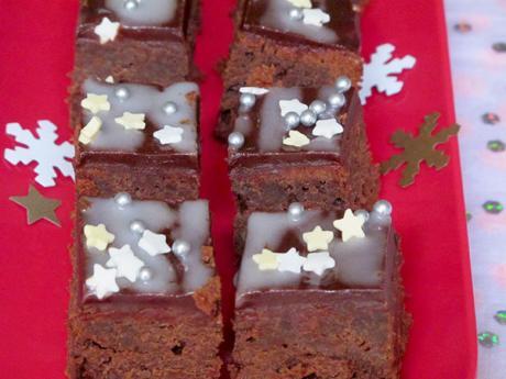 Receta de bocaditos de chocolate y castañas para Navidad