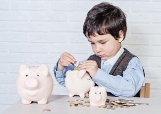Trucos para que los niños aprendan a ahorrar