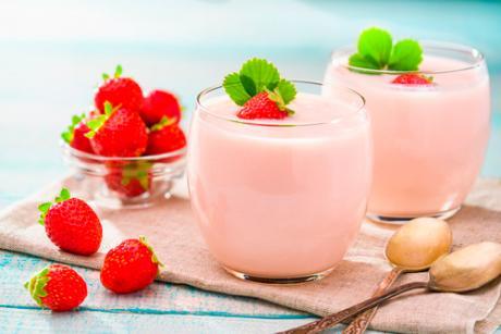 Receta de puré de pera y fresa para bebés