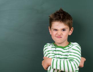 Niños inmaduros: cuando no quieren crecer