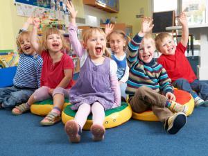 aprendizajes en la escuela infantil