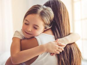 El cariño hacia los niños