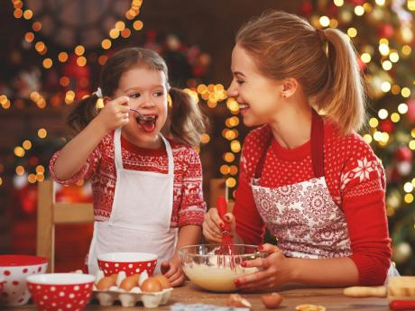 3 divertidos y deliciosos menús de Navidad y Fin de Año para niños