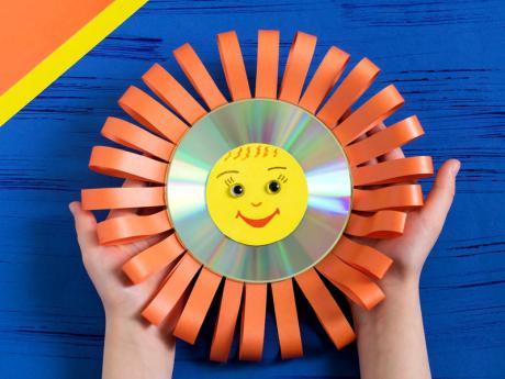 Manualidades de reciclaje para niños de 3 a 5 años