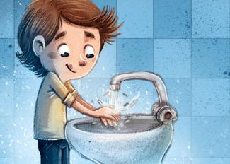 5 canciones infantiles para lavarse las manos