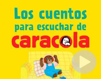Cuentacuentos de la revista Caracola para niños en vídeo