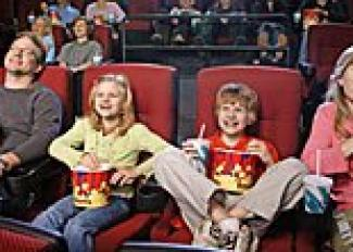 Consejos para disfrutar del cine con los niños