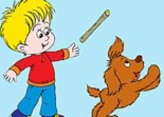 Yo tenía diez perritos. Canción para niños