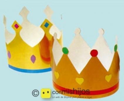Kings´ crowns