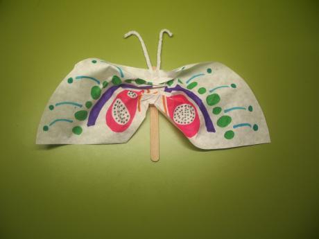 Varita mariposa