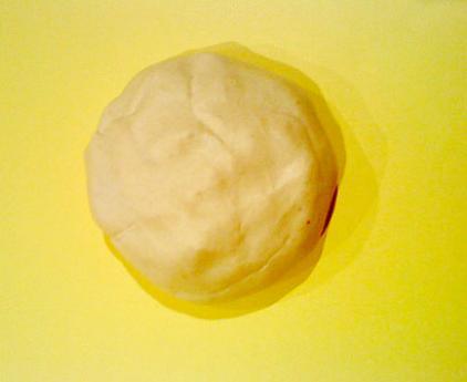 Salt pastry