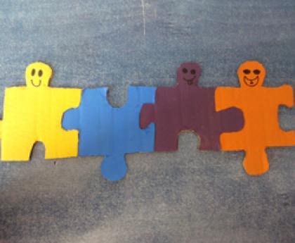 Personas puzzle
