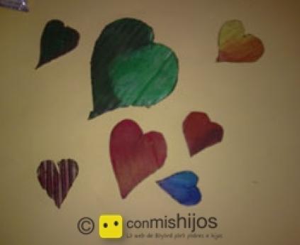 Ornamental hearts