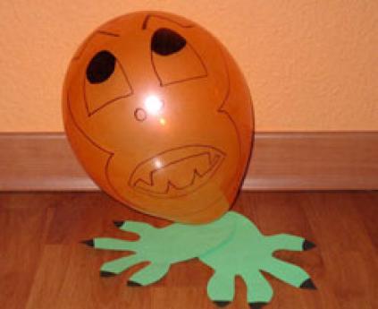 Monstruos globo