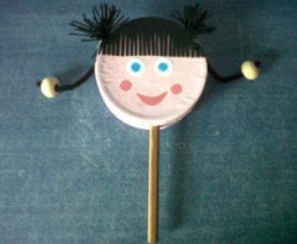Muñeca tambor
