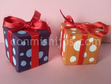 Regalos de navidad manualidades para ni os for Manualidades de navidad para ninos