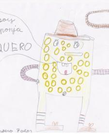 Andrés Gil Chapero, 7 años
