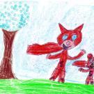Sofía Vinuesa Gil, 6 años