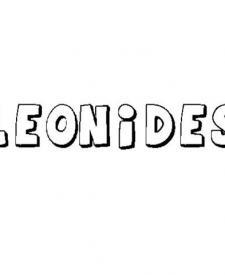 LEÓNIDES