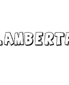 LAMBERTA