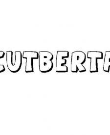 CUTBERTA