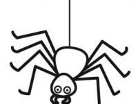 Dibujo Para Imprimir Y Colorear En Conmishijoscom Pagina 4 - Dibujos-araas-halloween
