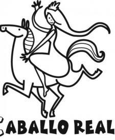 Princesa a caballo