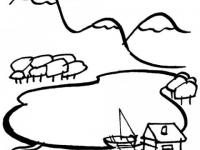 Dibujos De Lago