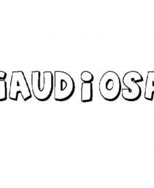 GAUDIOSA