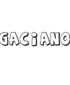 GACIANO
